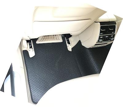 Thảm lót sàn ô tô BMW Series 7