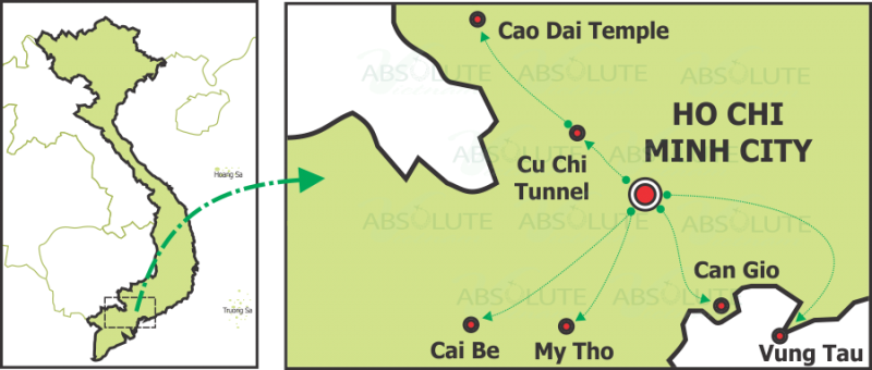 Airplane Girl: Vietnam: Week 24 (in which I visit Củ Chi Tunnels)