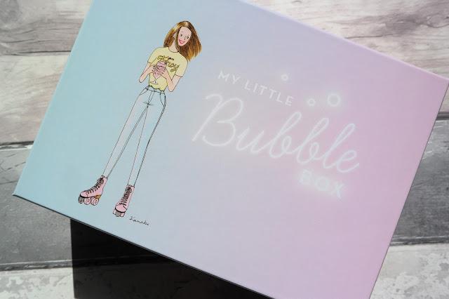 My Little Bubble Box : My Little Box March 2016
