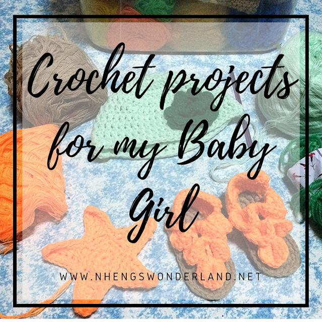 Crochet Projects for My Baby Girl
