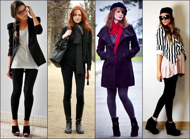 How to Wear Leggings Appropriately