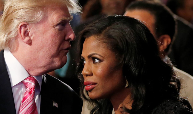 Omarosa Secretly Recorded Trump and Played the Audio for People, Sources Say