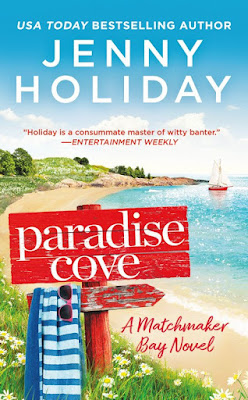 Book Review: Paradise Cove (Matchmaker Bay #2) by Jenny Holiday | About That Story