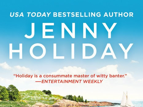 Book Review: Paradise Cove (Matchmaker Bay #2) by Jenny Holiday
