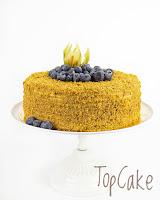 Hunajakakku, perinteinen kakku , Juhlakakku, Kakku, TopCake
