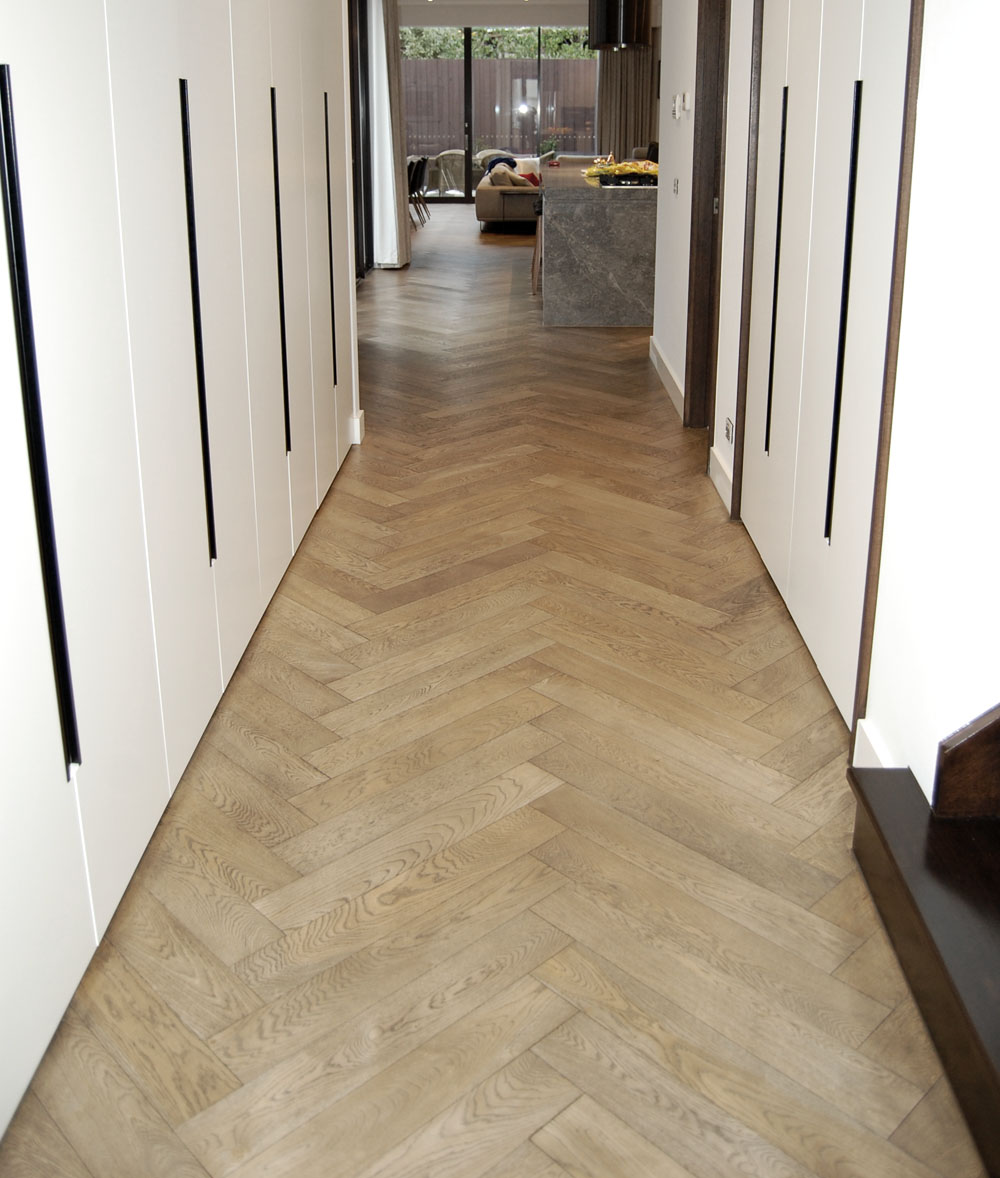 Coming Home To The Warmth Of A French Oak Floor