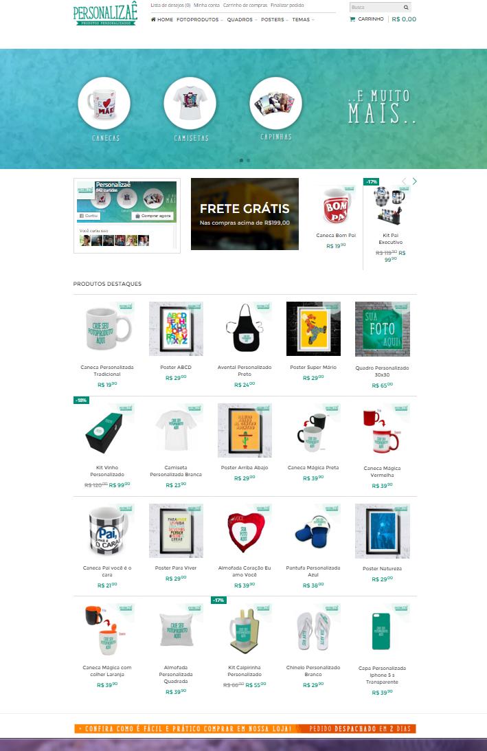 PersonalizaÊ , joinville, blog da jana, personalização, produtos