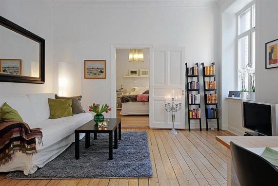 d cor d 39 int rieur d 39 un petit appartement d cor de maison d coration chambre. Black Bedroom Furniture Sets. Home Design Ideas