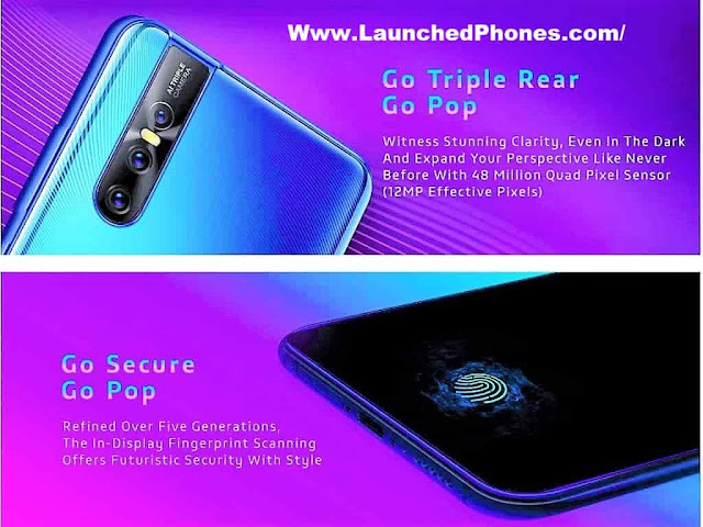 are confirmed earlier the launch appointment of this upcoming στοιχείο Vivo V15 Pro specs revealed amongst the everything