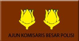 Lambang Pangkat Ajun Komisaris Besar Polisi (AKBP)