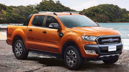 2017 Ford Ranger Wildtrak