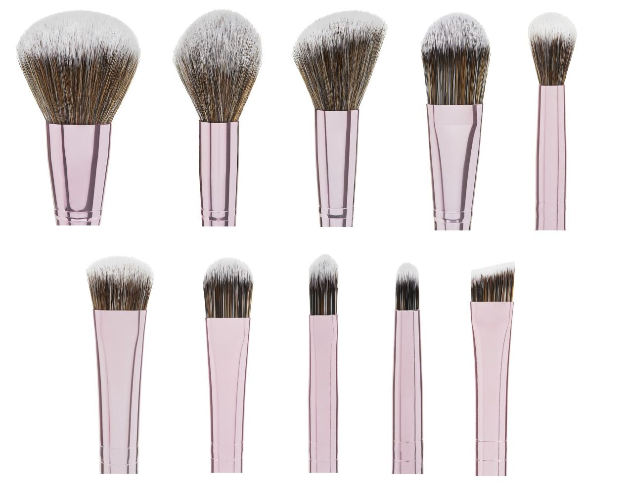 New Cosmetics Vegan Brushes Budget Beauty Blog