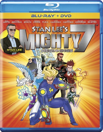 Stan Lees Mighty 7 (2014) Dual Audio Hindi Bluray Download