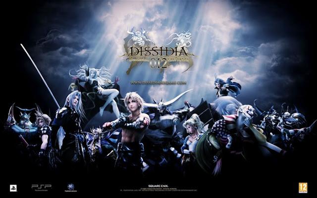 dissidia 012 final fantasy iso