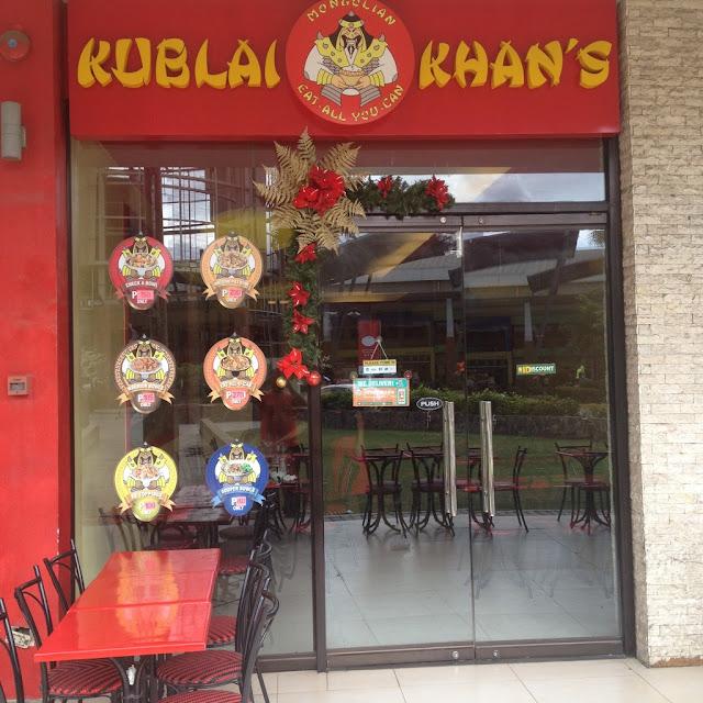 Kublai Khan Mongolian Restaurant
