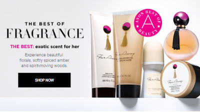Shop Now!! Avon Fragrance Special Offers Campaign 20 2017
