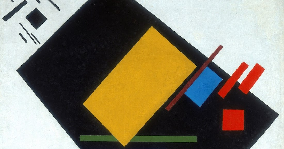 a literary analysis of red square by kasimir malevich Russian abstractionist a description of the red square painting by the russian kasimir malevich an analysis of the play scene in red square painting by the.