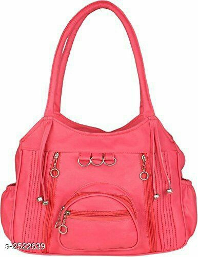 Women's Pu Leather Hand Bag