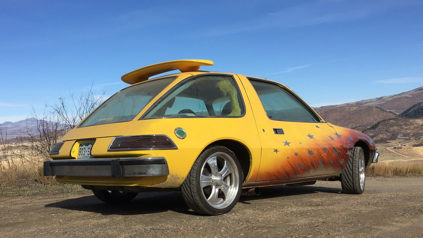 Denver Car Auction >> Craptastic AMC Pacer From Pimp My Ride Is Up For Sale