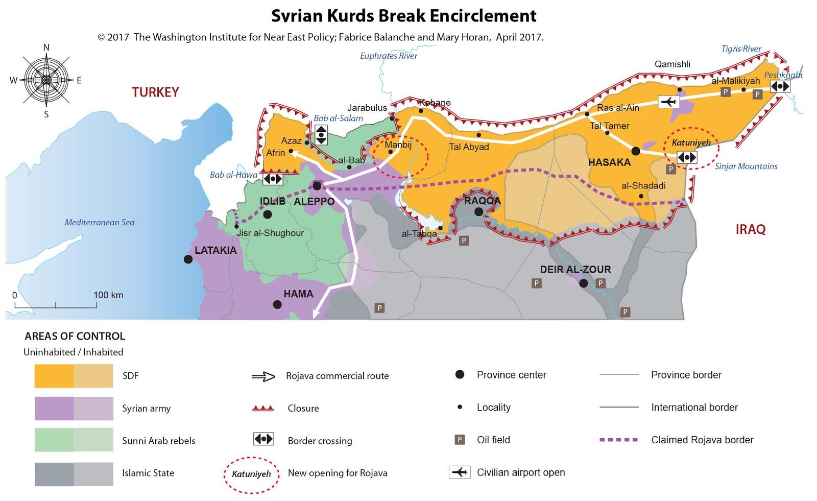 Article A Kurdish Referendum Unforeseen Benefits Mavi Boncuk