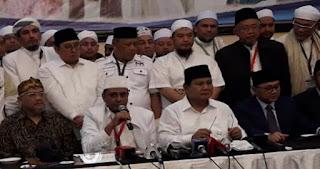 Prabowo Siap Pulangkan Habib Rizieq Shihab ke Indonesia & Memulihkan Hak-haknya