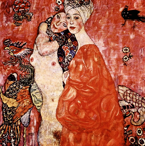 Desnudos de Gustav Klimt