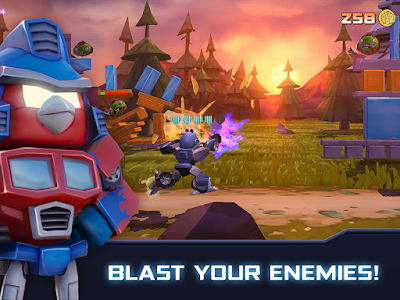 Angry Birds Transformers Mod Apk + Data v1.8.9-screenshot-1