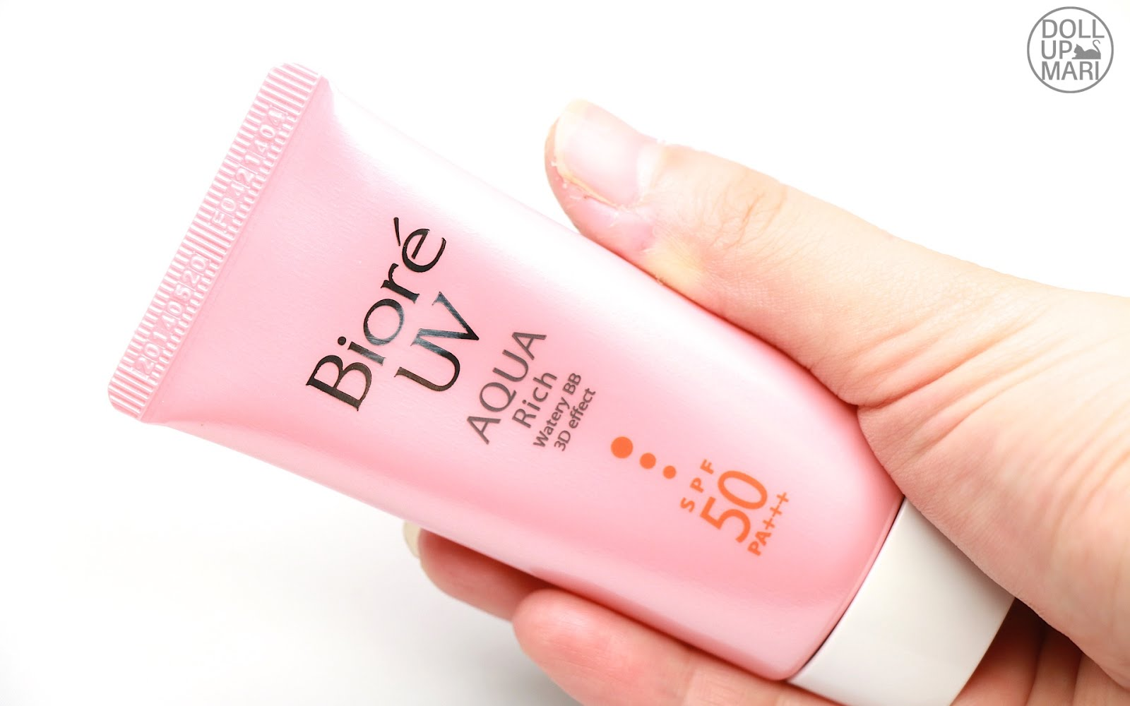 Watery Vocal Effect : bior aqua rich watery bb 3d effect spf50 review doll up mari ~ Hamham.info Haus und Dekorationen