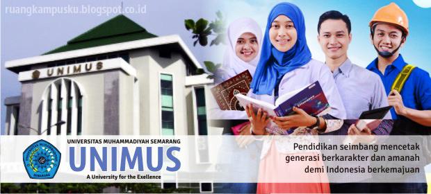 Pilihan Fakultas & Program Studi UNIMUS Semarang