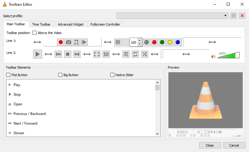 VLC (VideoLAN) Media Player 3.0.11
