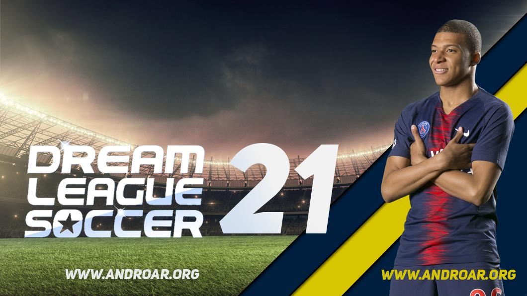 تحميل لعبة Dream League Soccer 2021 مهكرة للأندرويد / Download DLS