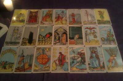 lectura de tarot online gratis