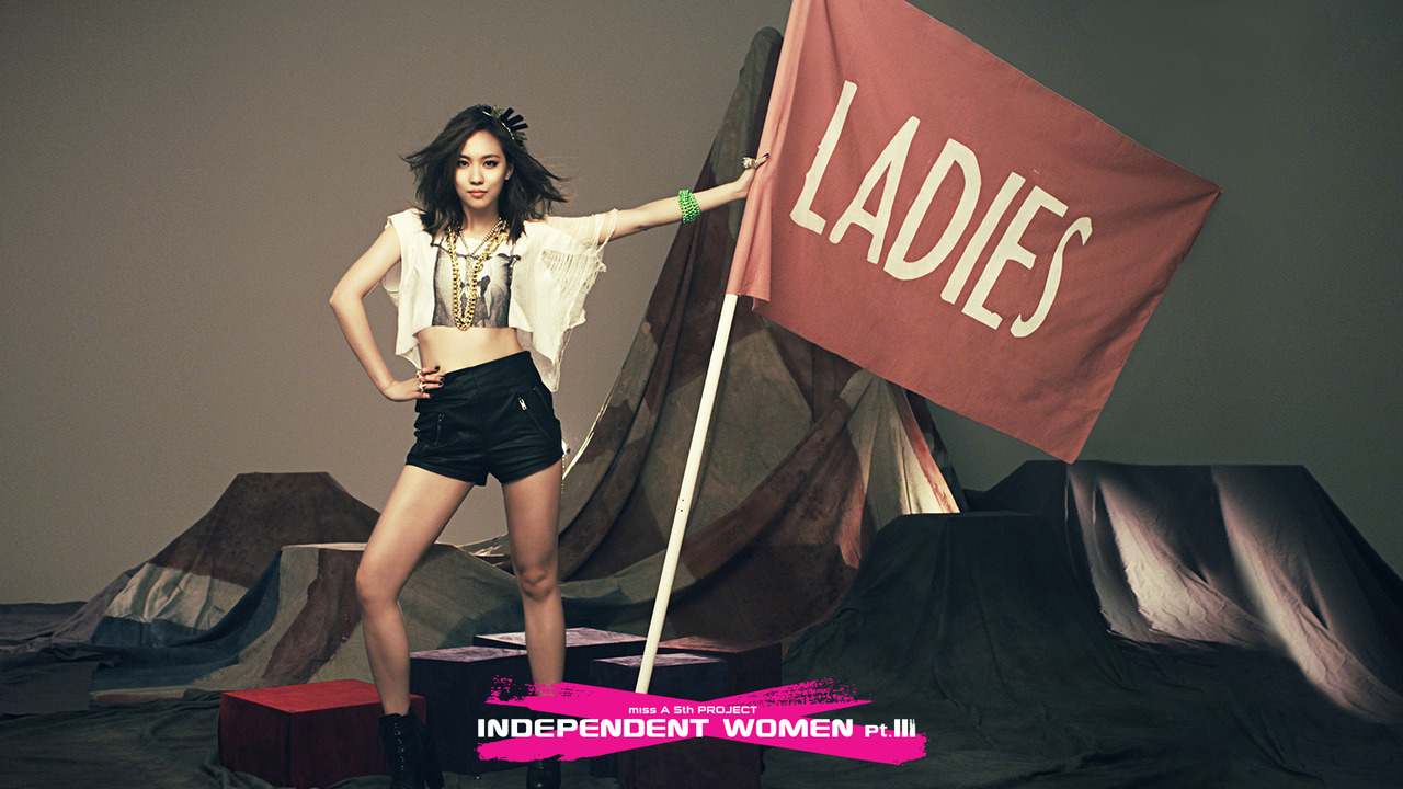 Miss A I Don39t Need A Man MV Eng Sub Romanization Hangul