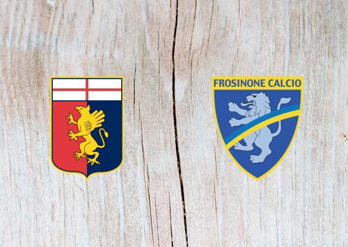 Genoa vs Frosinone - Highlights 3 March 2019