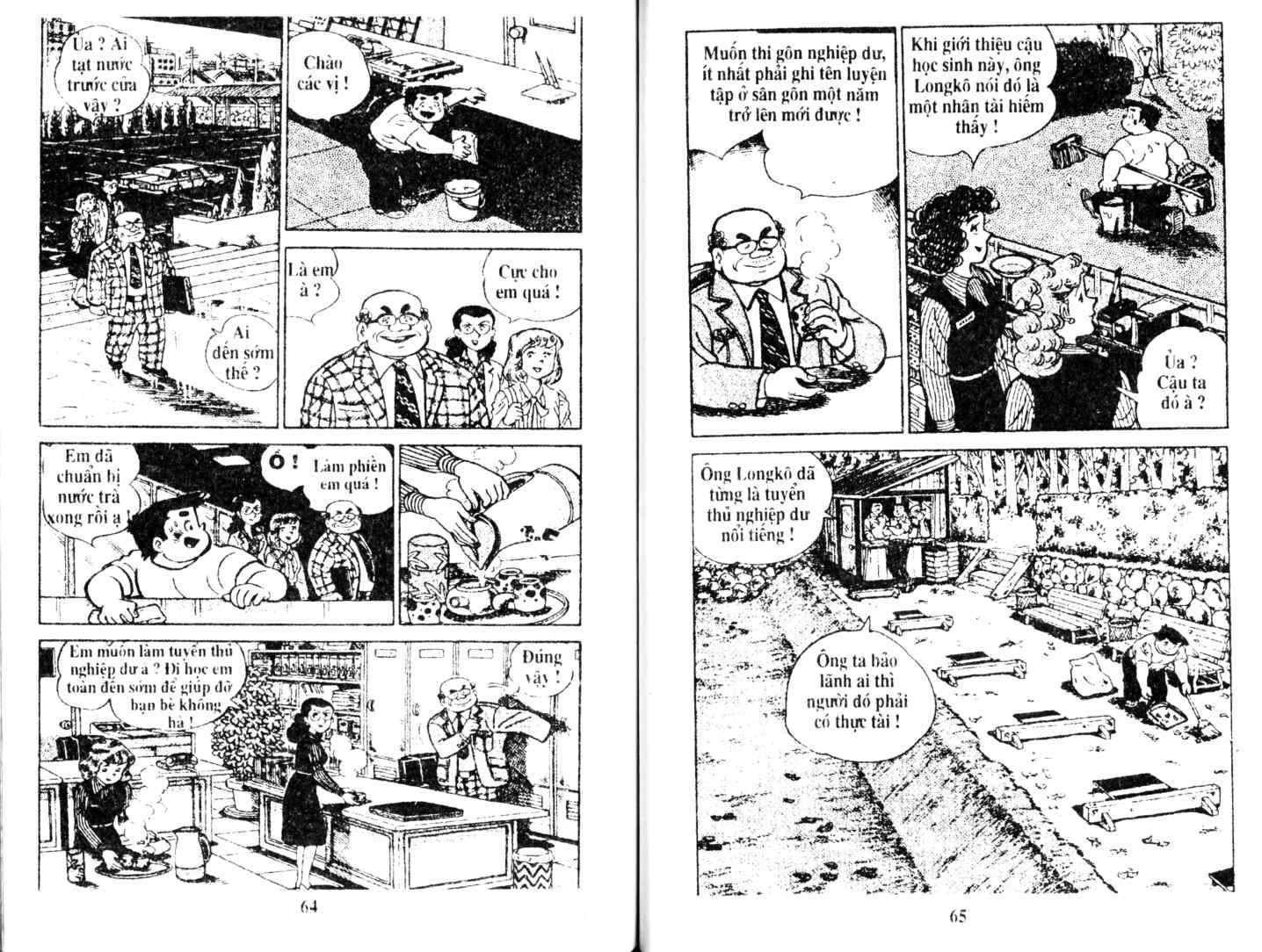 Ashita Tenki ni Naare chapter 10 trang 31