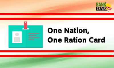 One Nation, One Ration Card: Highlightsb