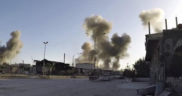 Η απόσυρση των ΗΠΑ από τη Συρία ανατρέπει τις ισορροπίες
