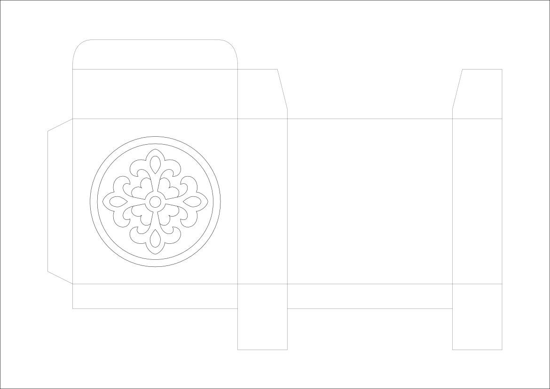 Imaginesque: Paper Box Template - photo#25