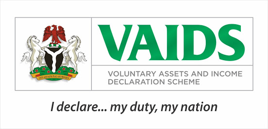 Tax Amnesty: VAIDS Begins Collection Of Nigerians' Income, Assets Data
