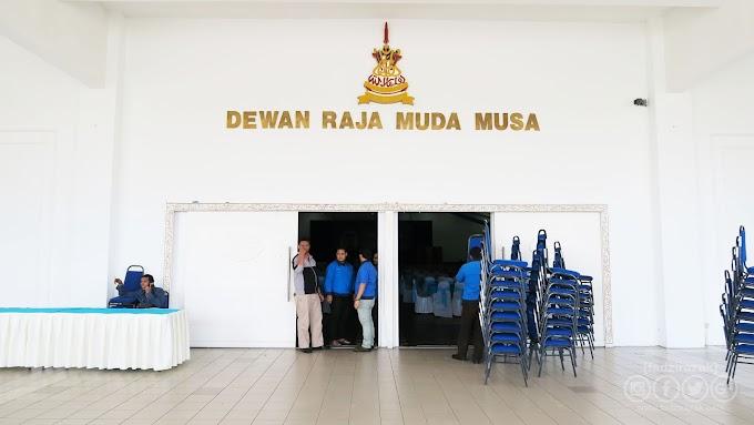 Dewan Perkahwinan Di Shah Alam - Dewan Raja Muda Musa