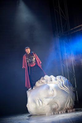 Rossini: Maometto Secondo - Darren Jeffrey - Garsington Opera 2013 (Photo Mike Hoban)