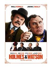 pelicula Holmes y Watson (Holmes and Watson) (2018)