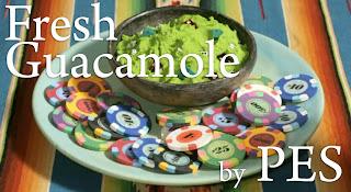 fresh guacamole-pes