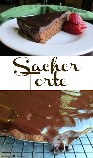 This Austrian chocolate delight is sure to leave a smile on your chocolate loving face! It is rich, decadent and delicious must make cake!