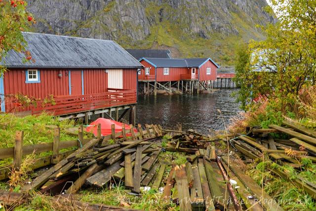 挪威,  羅浮敦群島, lofoten island, norway, A