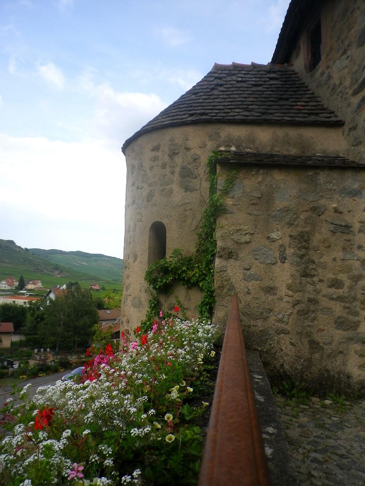 Linteau En Arc De Cercle médiévalsace : nouvelle histoire: chapelle st wolfgang à