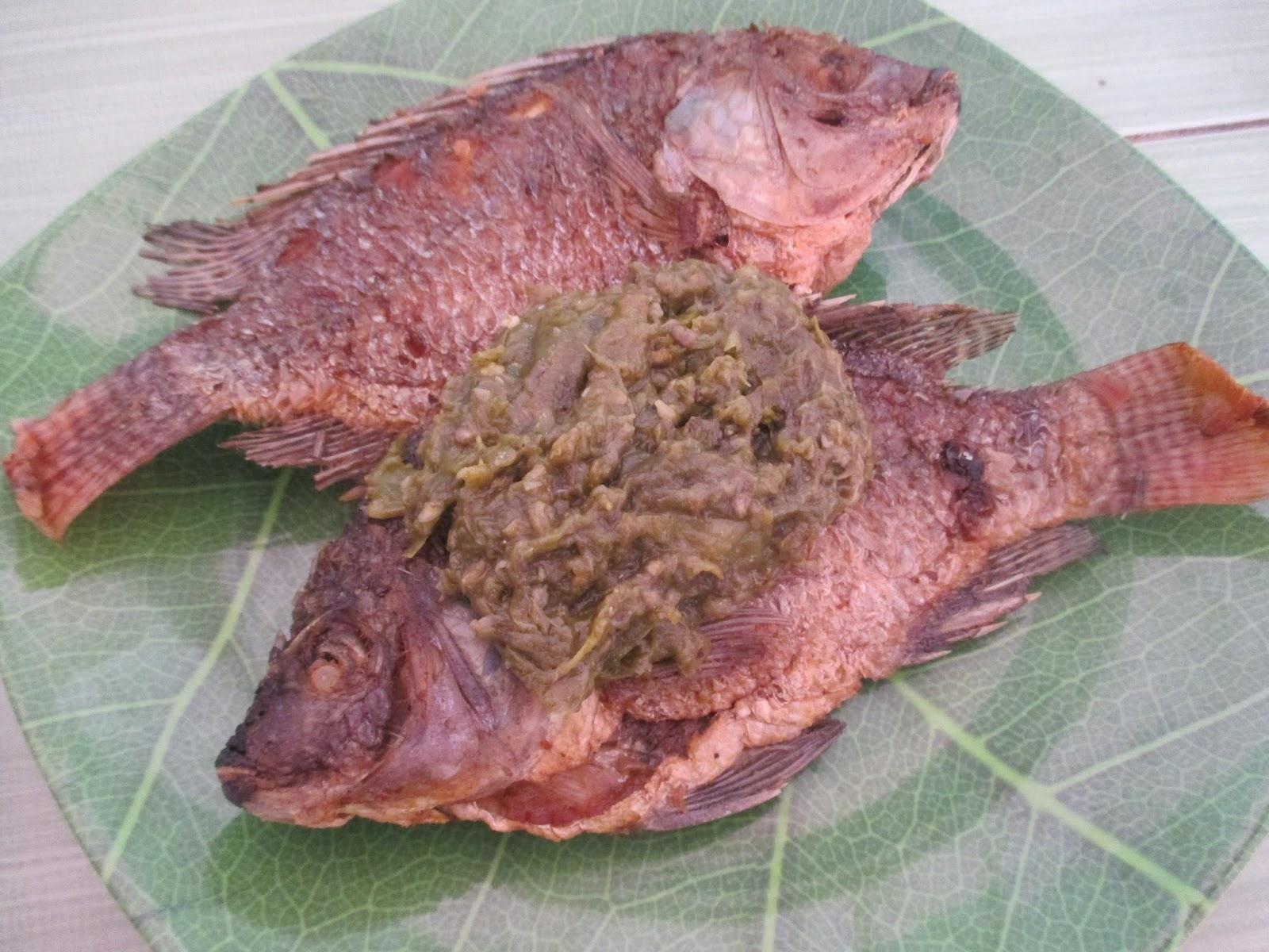 Resep Ikan NILA BAKAR BUMBU KUNING Istimewa