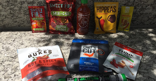 Spicy Flavors at the 2017 Sweets & Snacks Expo