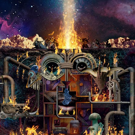 Flying Lotus - Fire Is Coming feat. David Lynch | Album Ankündigung und privates von mir