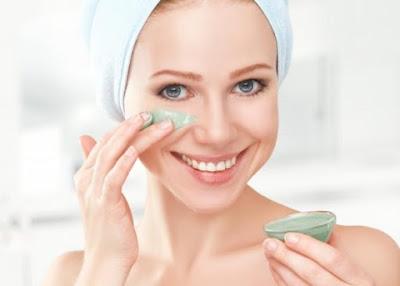 utiliser le bicarbonate pour les imperfections du visage